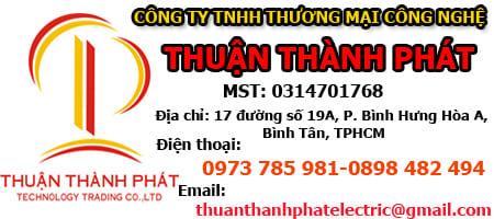 Công Ty TNHH Thương Mại Công Nghệ Thuận Thành Phát | MST: 0314701768